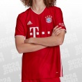 FC Bayern Home Jersey 2020/2021 Junior