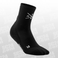 XTRA Mile Compression Mid Cut Socks Women