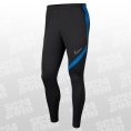 Nike Dry Academy Knit Pant KPZ grau/blau Größe XXL