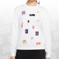 Sportswear Icon Clash Long-Sleeve Top Women