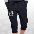Rival Fleece Sportstyle Crop Pant Women