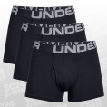 Charged Cotton Boxerjock 3 Inch 3-Pack