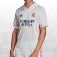 Real Madrid Home Jersey 2020/2021