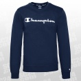 Crewneck Logo Fleece Sweatshirt