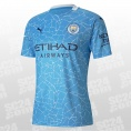Manchester City Replica Home Jersey 2020/2021