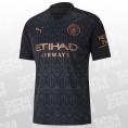 Manchester City Replica Away Jersey 2020/2021
