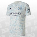 Manchester City Replica Third Jersey 2020/2021