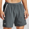 Launch SW 7 Inch Branded Shorts