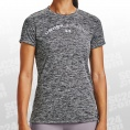 Tech Twist Graphic LU SS Tee Women