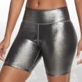 One Shimmer 7 Inch Short Tight Women