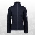 Knit-Tech Meliert Fleece Jacket Women