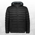 Padded 3M Thinsulate Zip Hood Jacket