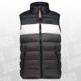 Padded Color Block Vest