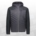 Padded Fix Hood Hybrid Jacket
