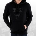 Chicago Bulls Team Logo PO Hoody
