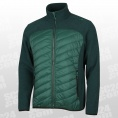 Padded Hybrid Fleece Jacket