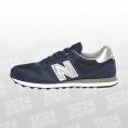 New Balance 500 D blau/silber Größe 42,5