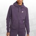 Essential Fleece FZ Hoodie Women