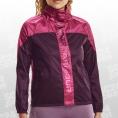 Recover Woven Shine FZ Jacket Women