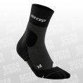 Hiking Merino Compression Mid Cut Socks