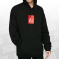 Main Block Fleece Hoodie