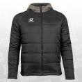 Warrior Covert Stadium Jacket schwarz/braun Größe M