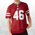 San Francisco 49ers Oversized Jersey Tee