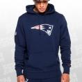 New England Patriots Hoodie mit Teamlogo