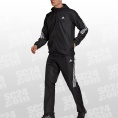 Woven Hooded Track Suit