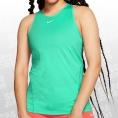 Nike Pro Dry All Over Mesh Tank Women grün Größe L