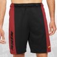 Nike Energy SC Dry Shorts schwarz/rot Größe XL