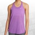 Nike Dry Essential Elastika Tank Women lila Größe XS
