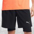 Run Favorite Woven 2in1 7 Inch Shorts