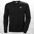 Helly Hansen YU Crew Sweater schwarz Größe S
