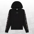 Champion Hooded Sweatshirt Tape Women schwarz/rosa Größe M