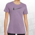 Nike Dry DFC Crew Tee Women lila Größe S