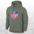 New Era NFL Wordmark PO Hoodie grün Größe L