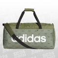 Linear Duffel Bag Medium Graphic