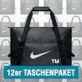 Academy Team Medium Duffel 12er Taschenpaket inkl. Veredelung
