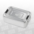 Alu-Lunchbox