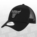 9FORTY Chicago Bulls A-Frame Trucker Cap