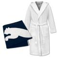 Set Bathrobe & Foundation Towel