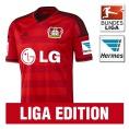 Bayer 04 Leverkusen Home Jersey 2014/2015