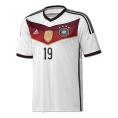 Gewinner DFB Home Jersey 2014 Götze