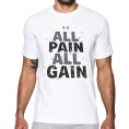 All Pain All Gain SS Tee