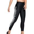 HeatGear Branded Compression Ankle Crop Women
