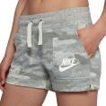 Camo Gym Vintage Sportswear Short Women