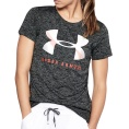 Tech Graphic Twist SS Tee Women