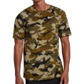 Dry Athletic Camo Tee