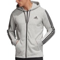 Must Haves 3 Stripes Fullzip Hoodie French Terry